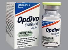 Opdivo一線單藥治療晚期非小細胞肺癌(NSCLC)(PD-L1陽性)臨床III期,因未能到達顯著改善無進展生存期(PFS)的終點指標而宣告失敗。