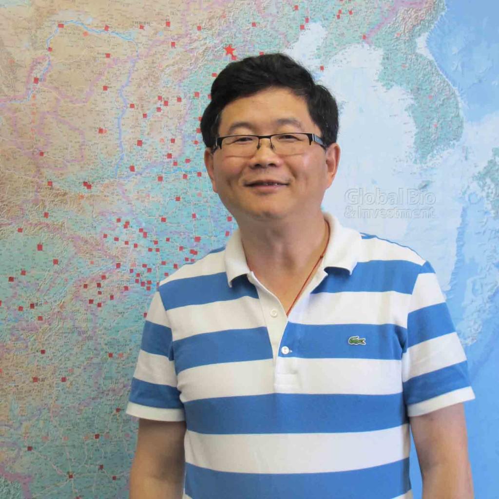 康聖環球創始人兼CEO黃士昂