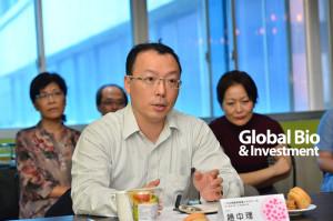 趙中理-慧德科技董事長-「ICT結合醫療的三大切入點:確保病患安全、避免醫療糾紛;醫院資訊透明化促進醫病的有效溝通;提升醫療效率跟照護品質。」
