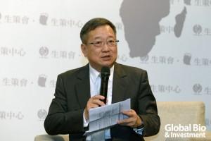 台灣併購與私募股權協會理事長黃日燦(圖/林嘉慶)