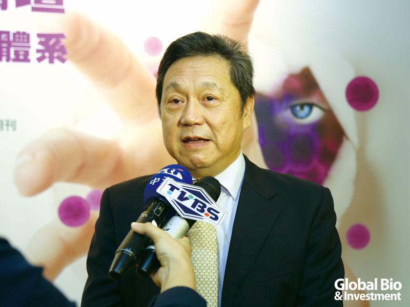 黃一旭認為,發展疫苗產業可以把台灣做為起點市場再向外擴張。