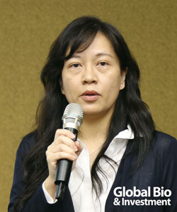 蒲若芳  台大健康資料研究中心資深研究員