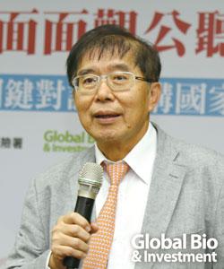 李伯璋 衛生福利部中央健康保險署署長