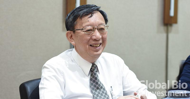 健喬信元董事長林智暉 (圖片來源: 資料庫)