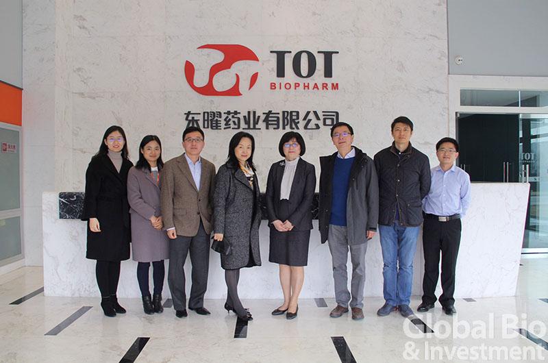 東曜藥業和開拓藥業合作的新藥成為江蘇省首例MAH試點公司。(圖/東曜藥業提供)。