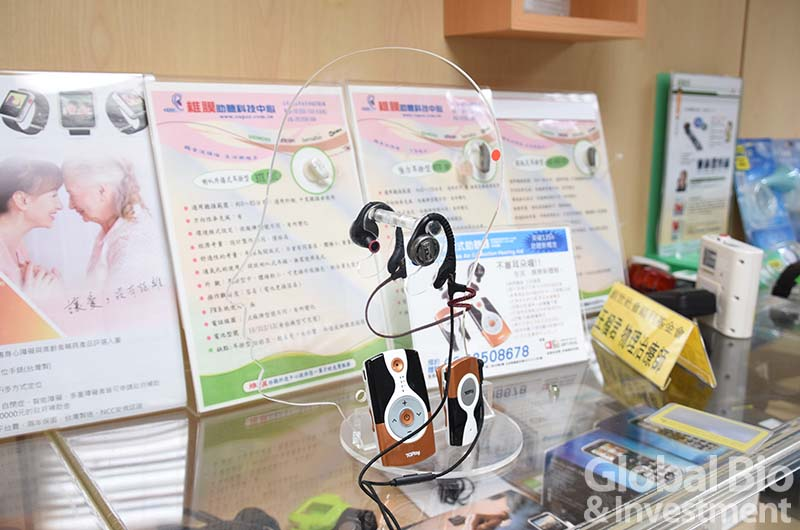 台北榮總的ICF/輔助科技研究中心