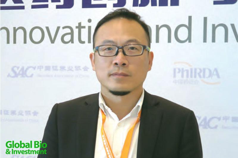 BioBAY 總經理龐俊勇