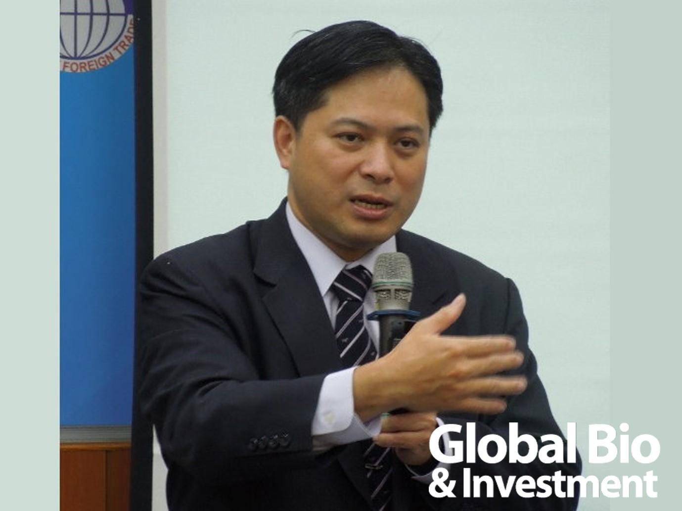 工業局局長吳明機調任中小企業處處長