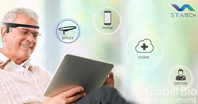 美國STA Technology公司產品:血壓監控的黃金利器(圖/時代基金會提供)