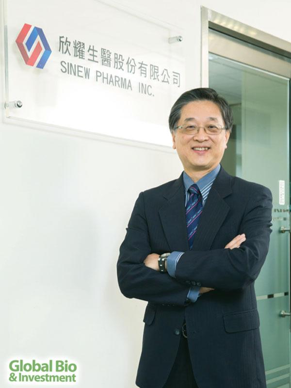 欣耀朱凱民博士