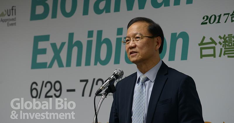 20170614生技月展前記者會-李鍾熙致詞-FB