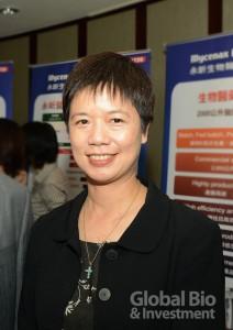 永昕總經理溫國蘭(圖/資料中心)