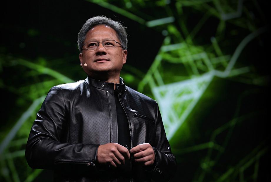 Nvidia創辦人黃仁勳