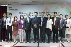 台灣生技月熱門論壇之一「「開拓台日生技合作之無限可能」論壇,期為台日創造更多生技合作案及投資機會。(圖/DCI提供)