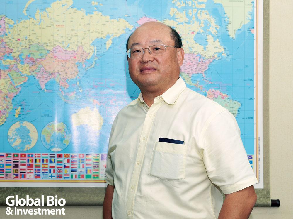 龍燈環球農業科技董事長羅昌庚
