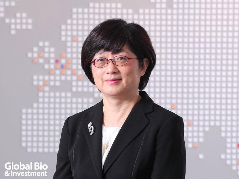 東曜藥業總經理黃純瑩