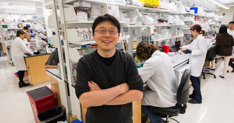《Science》張鋒再創新型CRISPR技術 有望治療阿茲海默症(圖片來源:網路)
