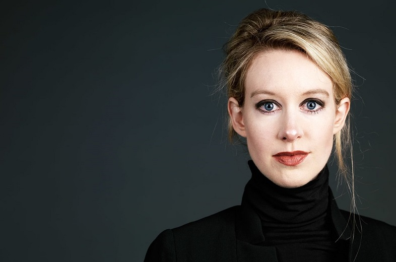 Theranos founder, chairwoman, and C.E.O. Elizabeth Holmes, in Palo Alto, California, September 2014.By Ethan PinesThe Forbes Collection.