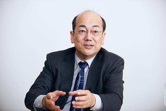 東京大學稻葉雅幸教授(圖片來源︰XYZ)