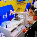 今年BIOtech Japan展示分為微細精密加工、再生醫療/幹細胞研究、基因體、生技相關軟硬體技術、合約服務、新創公司、學術論壇等七大主題。(圖/資料中心)