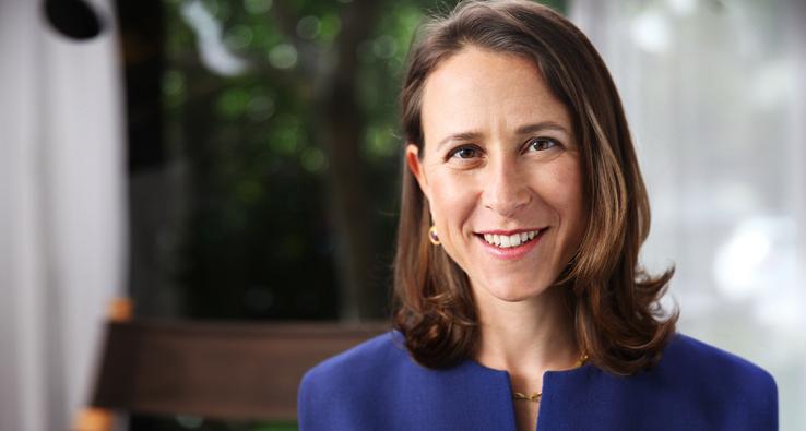 23andMe執行長兼共同創始人Anne Wojcicki