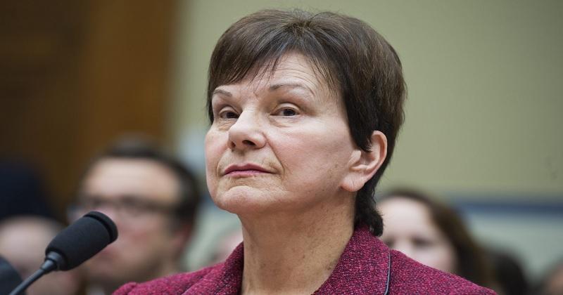 圖為美國FDA藥物評估暨研究中心(CDER)主任Janet Woodcock(取自Endpoints)