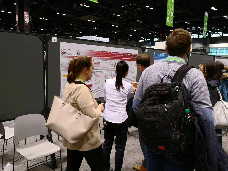 生控基因與台大醫學院合作進行的「TVGV-1與OX-40合併免疫療法」研究,吸引國際藥廠高度關注。(圖/生控基因)