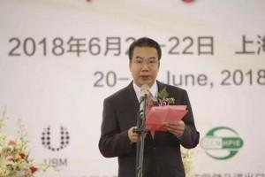 中國醫藥保健品進出口商會會長周惠