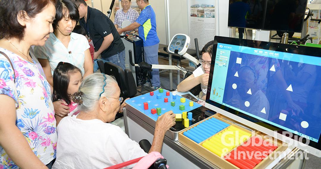 今年度大展首度有輔具暨長期照護大展的加入,吸引更多民眾參與。