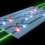 透過光學晶片提高人工神經網路效能。(圖片來源:網路)