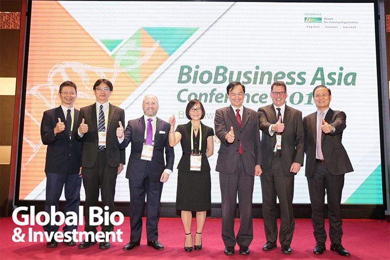 台灣生技月BBA會議第二天聚焦創新科技。(圖片來源:環球生技攝影)