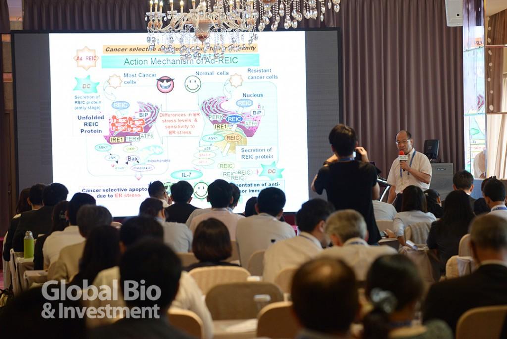 今年的全球公司展望會有來自歐美、日韓、東南亞等國,逾40 家企業 參加。