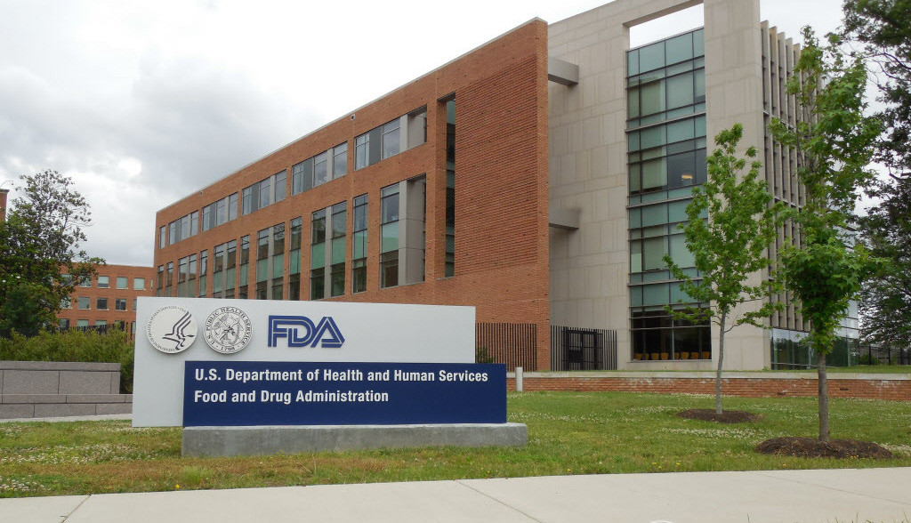 Food and Drug Administration Headquarters building in Silver Spring, MD. Photo by Alison Young/ USA TODAY [Via MerlinFTP Drop]