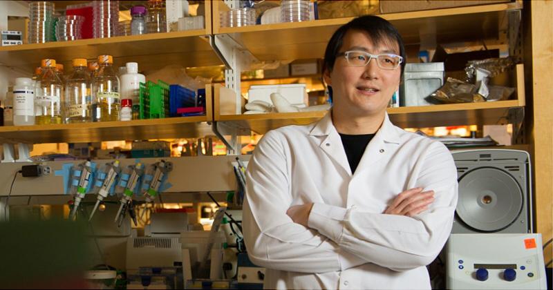 知名華人學者,麻省理工學院(Massachusetts Institute of Technology, MIT)電子工程與生物工程副教授盧冠達 (圖片來源: 網路)