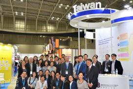 台灣團體照