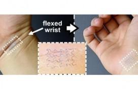 新型穿戴裝置 便宜 服貼 不間斷監測身體狀況(圖片來源:Purdue University)