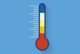 《PNAS》全球暖化可能造成心理問題發生率上升 (圖片來源: 網路)