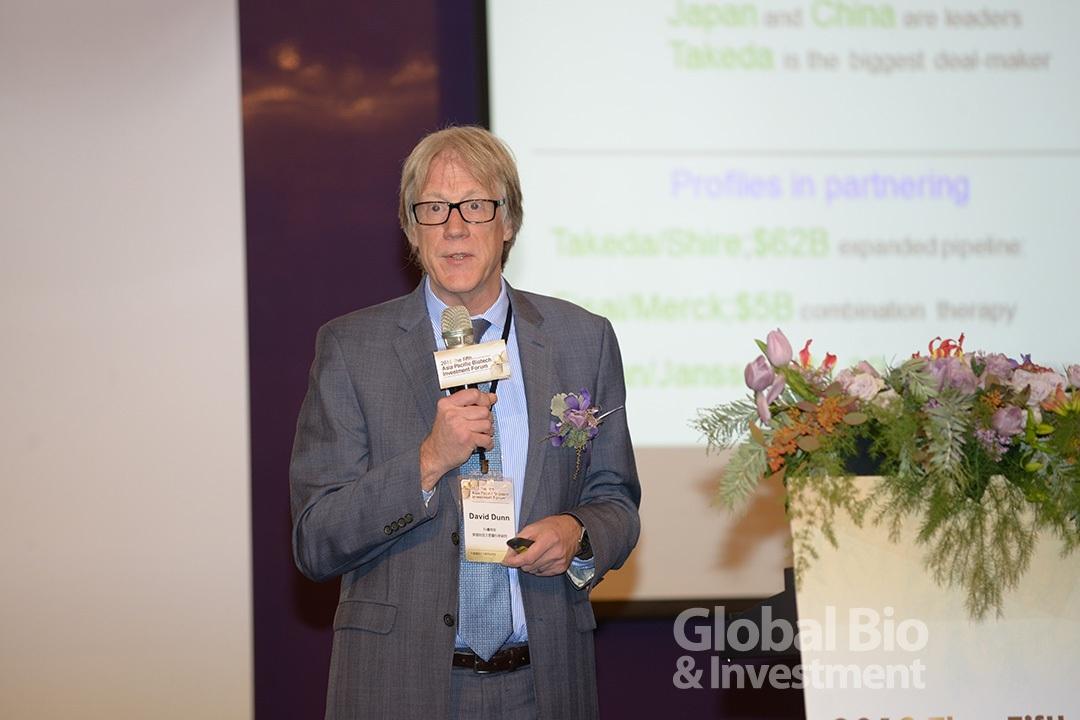 科睿唯安 美國產品組合與授權服務部主管 David Dunn