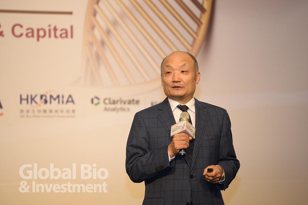中國藥促會CEO 宋瑞霖