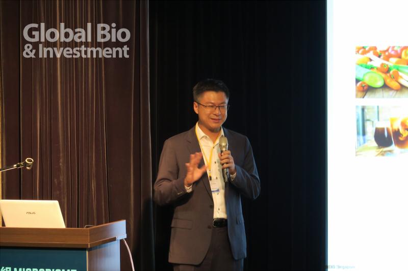新加坡 雀巢R&D中心biotransformatior組領導人Edwin Ananta