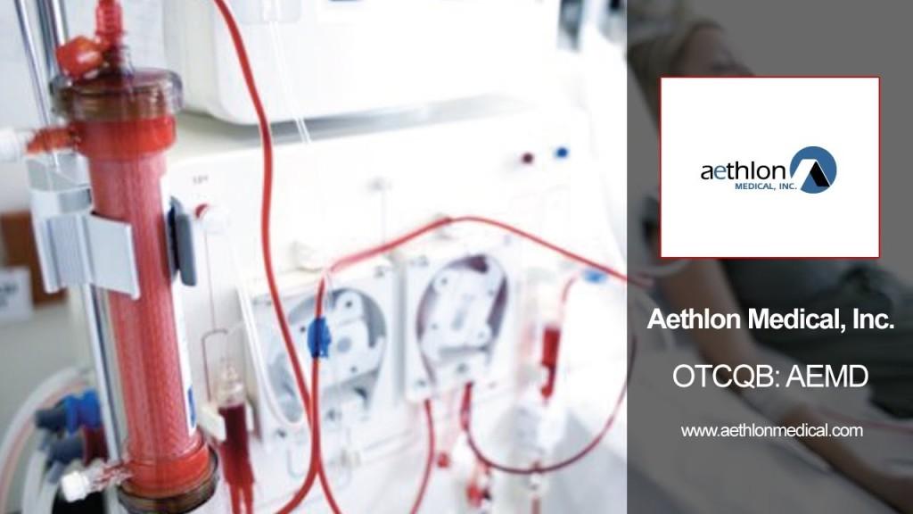 血液淨化系統獲FDA突破性裝置指定。(圖片來源:Aethlon Medical)