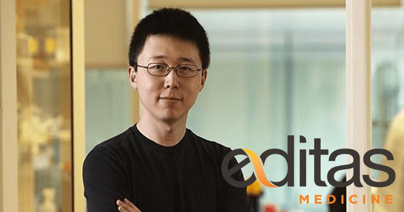 張鋒創建Editas Medicine公司 啟動世界首例體內CRISPR基因編輯臨床試驗(圖片來源:網路)