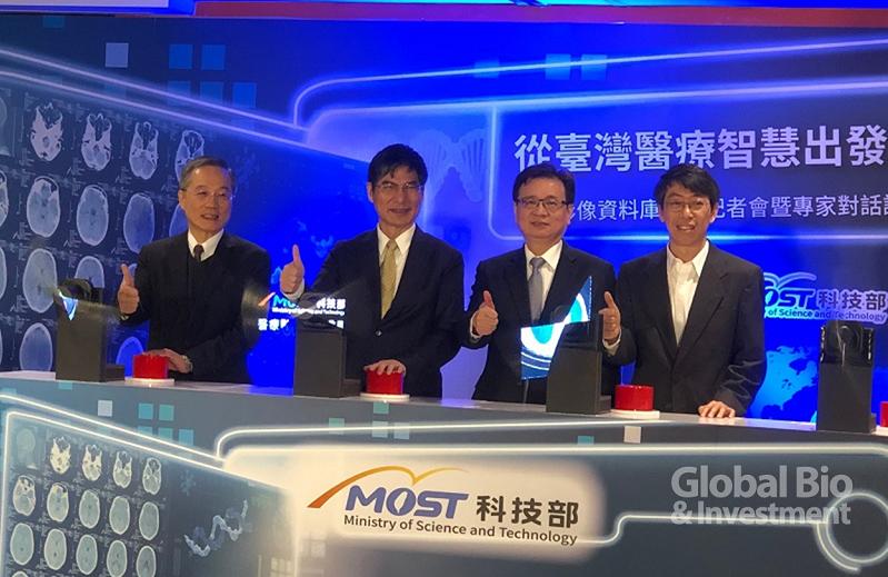 科技部啟動臺灣醫療影像資料庫 加速醫療AI發展。(攝影:彭梓涵)