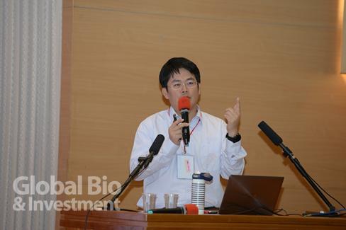 香港中文大學黃憲達教授。(攝影:林嘉慶)