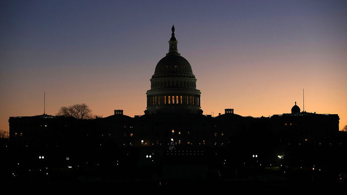 美國政府關閉 (圖片來源: sciencemag)