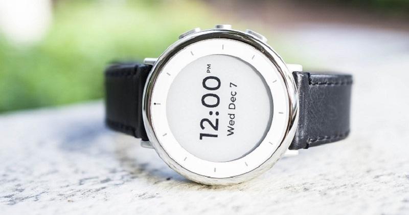 Verily智慧手錶獲FDA批准可檢測心電圖(圖片來源:網路)