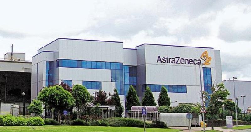 AstraZeneca第三代TKI新藥Tagrisso再展EGFR NSCLC療效傳捷報,股價立漲6%。(圖片來源:網路)