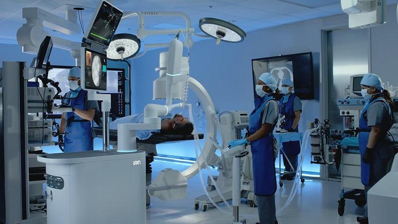 達文西系統開發商Intuitive 肺部微創活檢機器人獲FDA批准。(圖片來源:Intuitive)