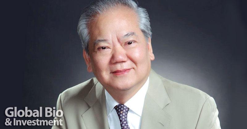 香港生物科技協會名譽建會主席盧毓琳教授。