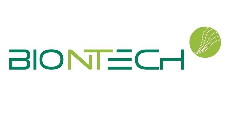 BioNTech Logo (PRNewsFoto/Eli Lilly and Company)